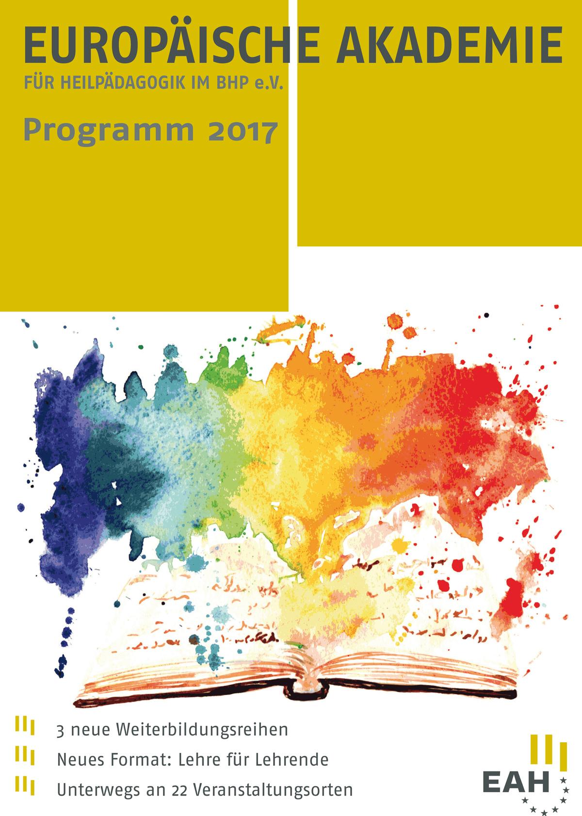 EAH Programm 2017