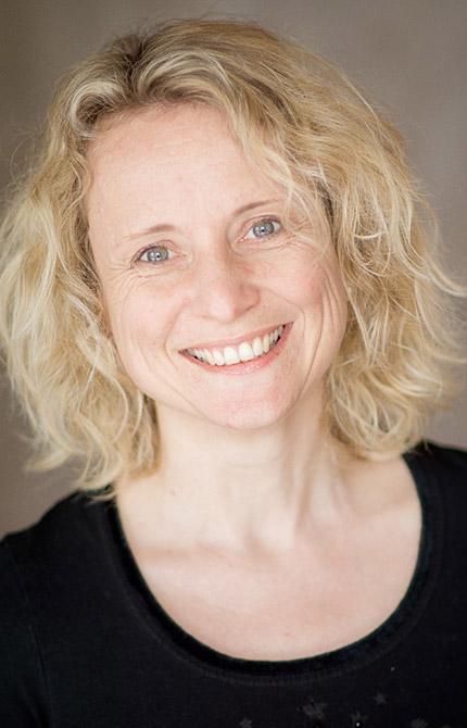 Sandra Leginovic, Referentin der EAH